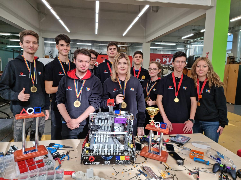 Echipa de Robotică